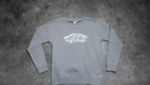 Vans Tropic Off The Wall Crew Grey Heather XS