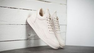 Filling Pieces Low Top Ghost Tone Beige US 8