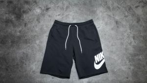 Nike Sportswear Short Black-White S