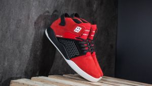 Supra Skytop III Red-White EUR 41