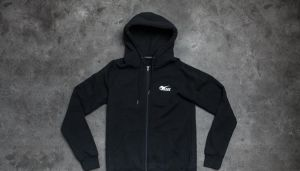 Pink Dolphin Rare Air Zip-Up Hoodie Black M