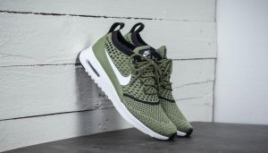 Nike Wmns Air Max Thea Ultra Flyknit Palm Green/ White-Black EUR 36