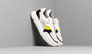 AXEL ARIGATO Genesis Sneaker Leather White/ Black/ Yellow