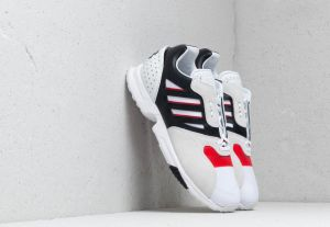 Y-3 ZX Run Ftw White/ Black/ Red