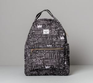 Herschel Supply Co. x Jean-Michel Nova Mid-Volume Backpack Basquiat Beat Bop