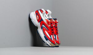 FILA Creator Fiery Red/ White/ Estate Blue