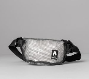 Nixon Trestles Hip Pack Clear