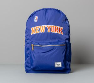 Herschel Supply Co. NBA Champions Settlement Backpack New York Knicks Blue/ Orange