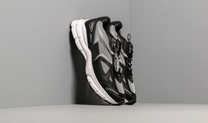 AXEL ARIGATO Marathon Runner Leather Black/ Grey