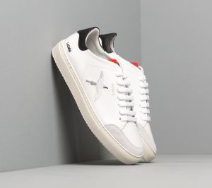 Axel Arigato Clean 90 Leather White/ Red/ Black