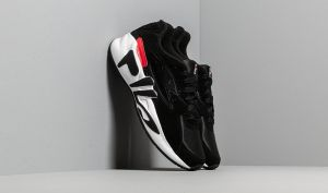Fila Mindblower Black/ White/ Fila Red
