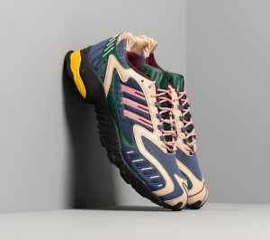 adidas Torsion TRDC Tech Indigo/ Glow Pink/ Core Green