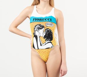 adidas by Fiorucci Graphic Bodysuit White