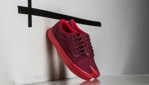 Vans Old Skool Lite (Sole Dip) Port Royal/ Racing EUR 31.5