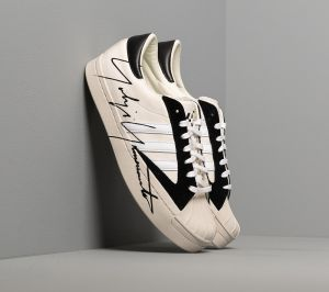 Y-3 Yohji Star Off White/ Black/ Ecru