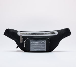 A-COLD-WALL* Mission Statement Waistbag Black