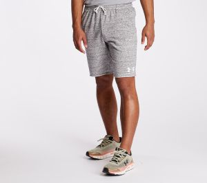 Under Armour Sportstyle Terry Shorts Onyx White/ Onyx White