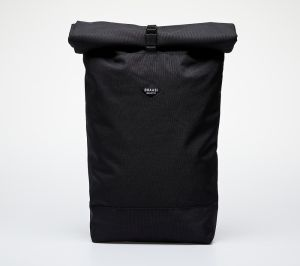 Braasi Industry Rolltop Basic Backpack Black