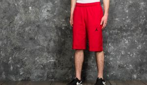 Jordan Flight Lite Fitted Shorts Gym Red S