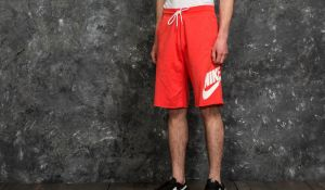 Nike Sportswear FT CX 1 Shorts Coral S