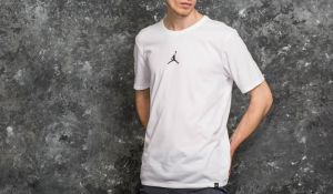Jordan Future Dri-Fit 3 Tee White/ Black S