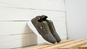 le coq sportif LCS R Pure Mono Luxe Olive Night EUR 41