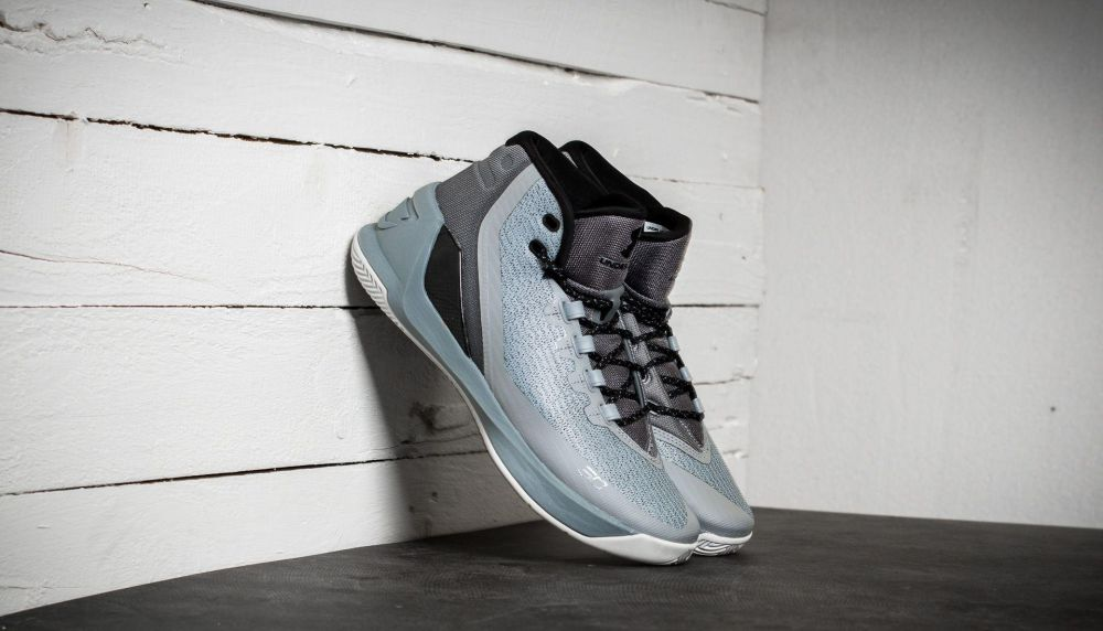 Under Armour Curry 3 Grey Matter Edition EUR 41