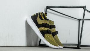 Nike Air Sockracer Flyknit Yellow Strike/ Yellow Strike EUR 41