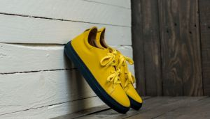 Marco Laganà Sneaker Low Yellow-Blue US 5.5