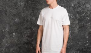 STAMPD Stacked Tee White S