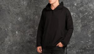 STAMPD Glass Chains Hoodie Black S