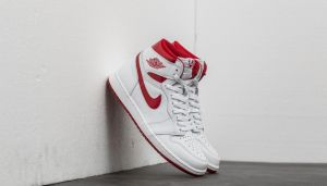Air Jordan 1 Retro High OG  'Metallic Red' White/ Varsity Red EUR 46