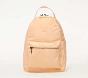 Herschel Supply Co. Nova Small Backpack Apricot Pastel Flight Satin