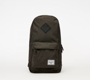 Herschel Supply Co. Heritage Shoulder Bag Black Crosshatch