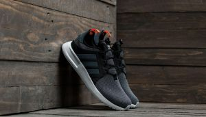 adidas X_PLR Core Black/ Boonix/ Easy Orange EUR 37 1/3