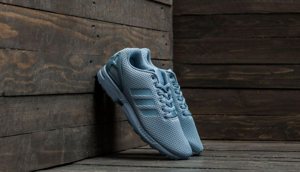 adidas ZX Flux Tacticle Blue/ Tacticle Blue/ Tacticle Blue EUR 44