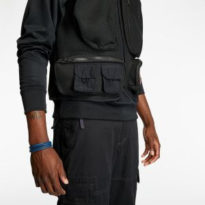 Jordan 23 Engineered Spacer Mesh Vest Black/ Infrared 23