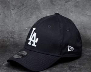 New Era Cap 39Thirty Leaque Basic Los Angeles Dodgers Navy/ White