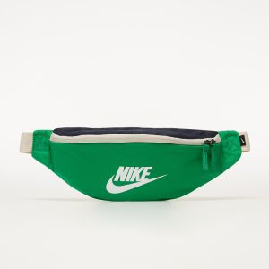 Nike Sportswear Heritage Hip Pack Lucky Green/ Obsidian/ White