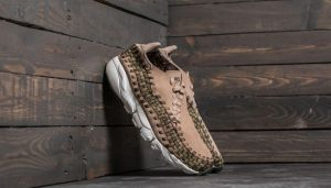 Nike Air Footscape Woven NM Khaki/ Medium Olive-Cargo Khaki EUR 40.5