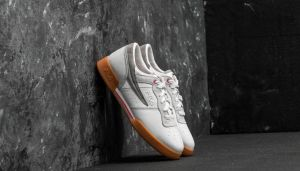 Fila x Staple Original Fitness White/ Grey/ Pink EUR 41