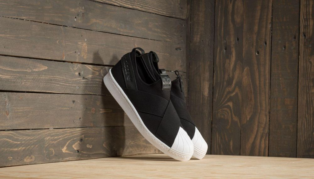 adidas Superstar Slip On Core Black EUR 44