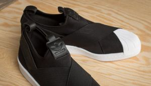 adidas Superstar Slip On Core Black EUR 38 galéria