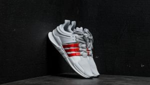 adidas EQT Support ADV Clear Grey /Bold Orange/ Ftw White EUR 42