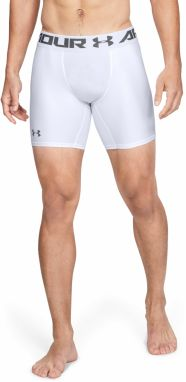 Under Armour Hg Armour 2.0 Comp Short White