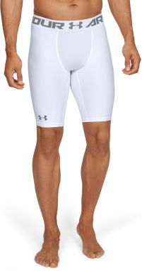 Under Armour Hg Armour 2.0 Long Short White