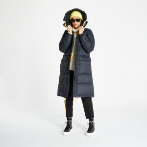 Fjällräven Expedition Long Down Parka Black