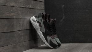 Nike Air Huarache Black/ Anthracite-Pure Platinum EUR 42