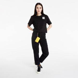 The North Face Cropped Fine Tee Tnf Black