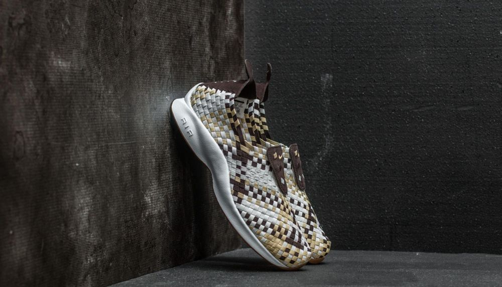Nike Air Woven Velvet Brown/ Team Gold-Sail EUR 41